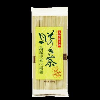 そのぎ茶素麺